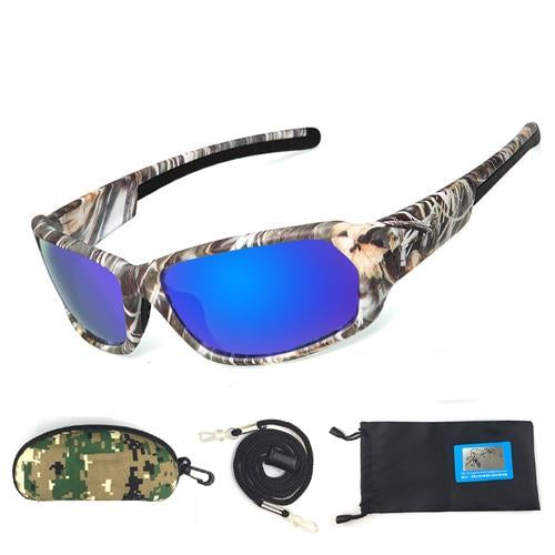 Camouflage Polarized Fishing Glasses
