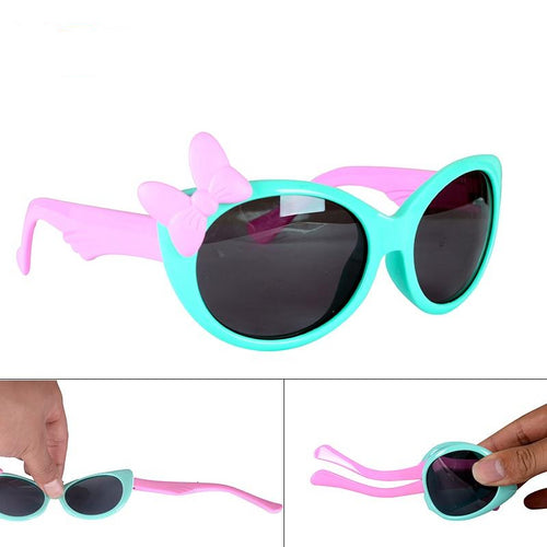 Flexible Kids Sunglasses