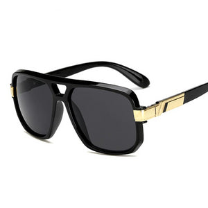 Long Keeper Square Sunglasses For Men