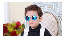 Load image into Gallery viewer, Metal Frame Baby Sunglasses