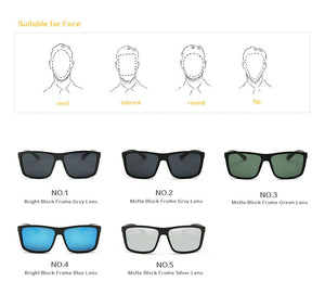 Driving Movement Sunglasses For Men