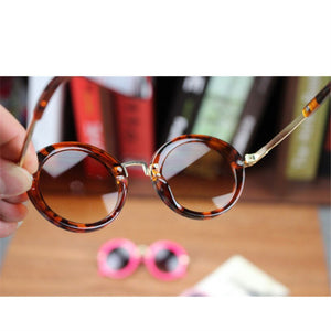 Round Lovely Kids Sunglasses