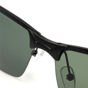 Anti UV Fishing Metal Frame Sunglasses