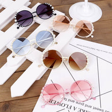 Load image into Gallery viewer, Pearls Fashion Baby Sunglasses