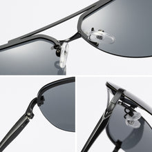Load image into Gallery viewer, Rimless Aviation Sunglasses For Men