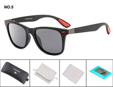 Load image into Gallery viewer, Men Retro Square Cycling Eyewear
