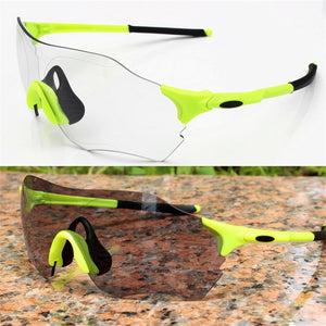 Cycling Discoloration Eyewear