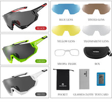 Load image into Gallery viewer, Outdoor Sports Running Eyewear
