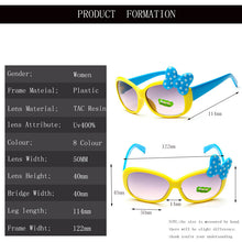 Load image into Gallery viewer, Classic Retro Cute Sun Glasses