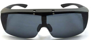 Sunglasses With Lens Folding Wear