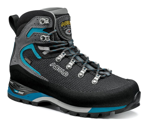 CORAX GV WOMEN'S BLACK/BLUE