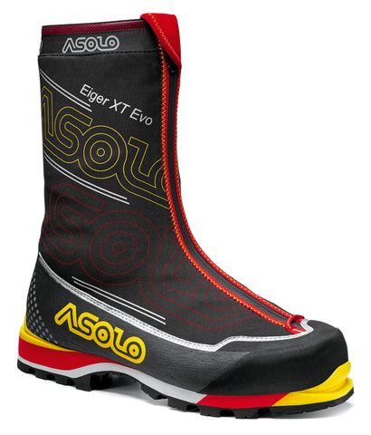 EIGER XT GV EVO MEN'S BLACK/RED