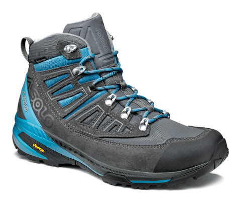 NARVIK GV WOMEN'S GREY/BLUE MOON