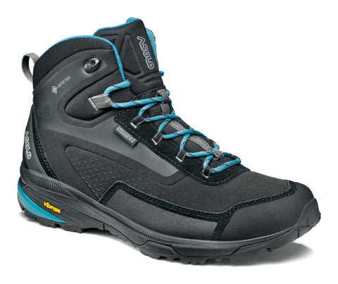 NUUK GV WOMEN'S BLACK/BLUE MOON