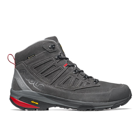 OULU GV MEN'S GRAPHITE/RED