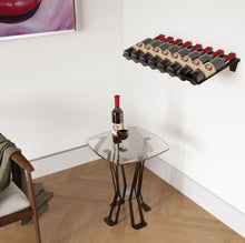 Load image into Gallery viewer, DIRECTION DESIGN - 8 BOTTLE RACK