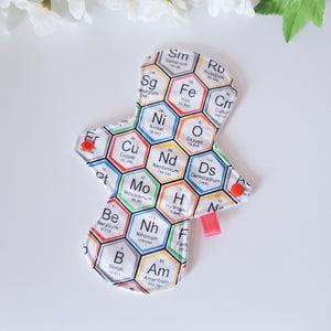 Custom Pads in Periodic Table
