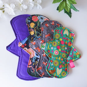 Cloth Pad Starter Bundle