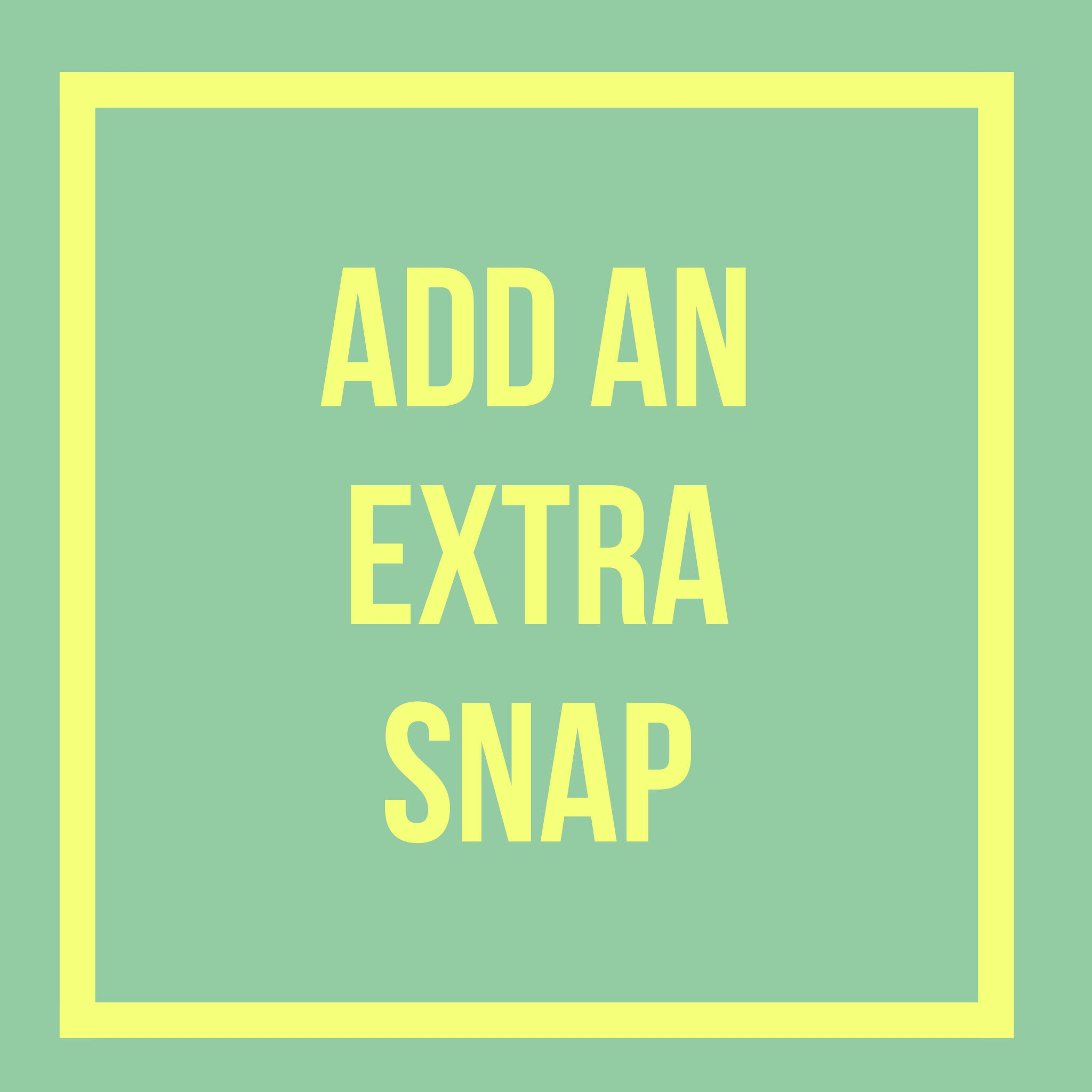 Additional Snap/Kam Snap/Popper