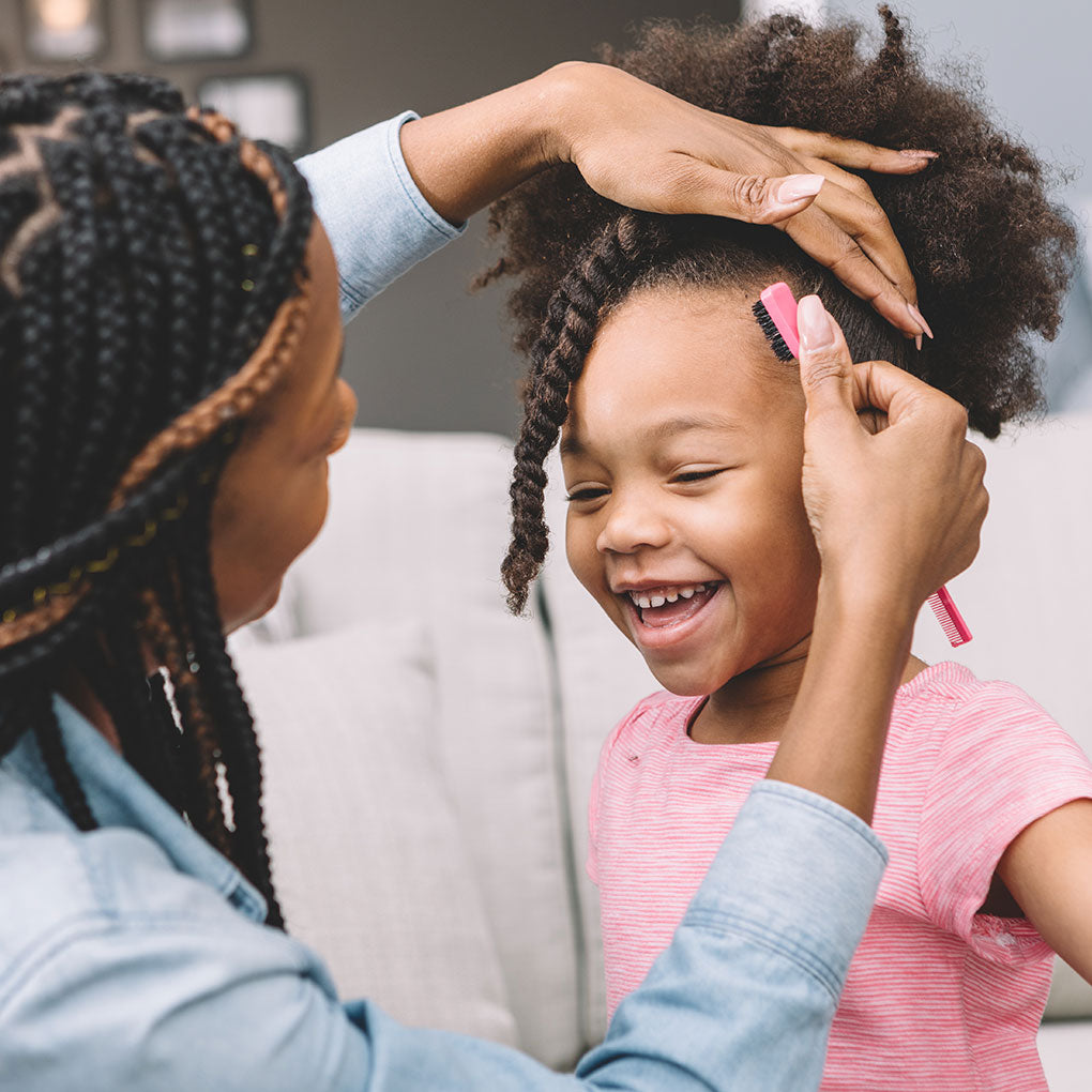 The Ultimate Kids Curly Hair Routine