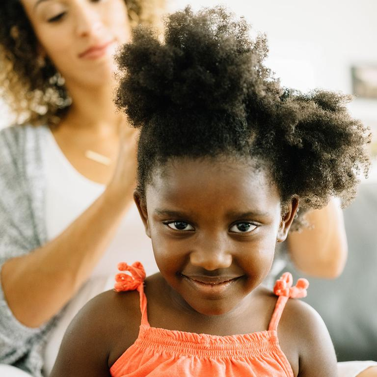 Minimize Tangles with Frobabies Hair Products
