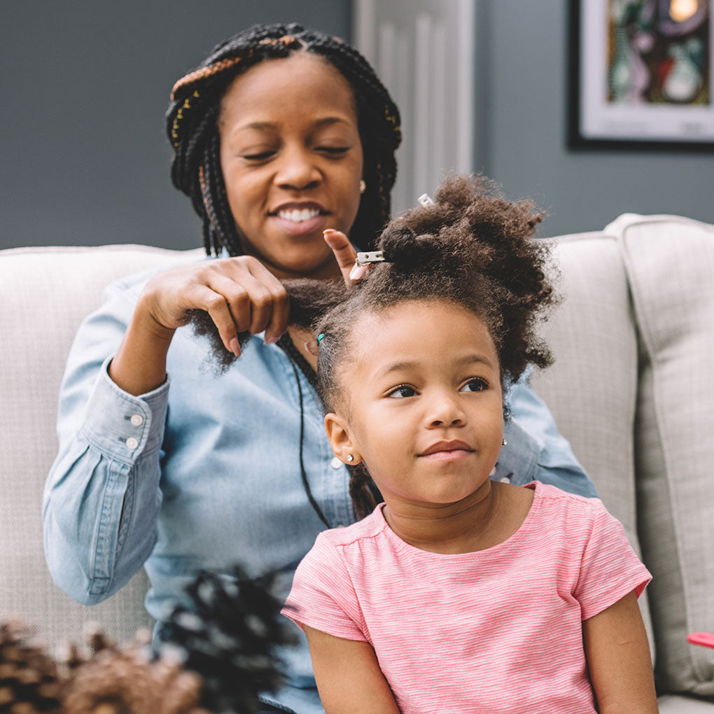 The Ultimate Kids Curly Hair Routine Frobabieshair Com