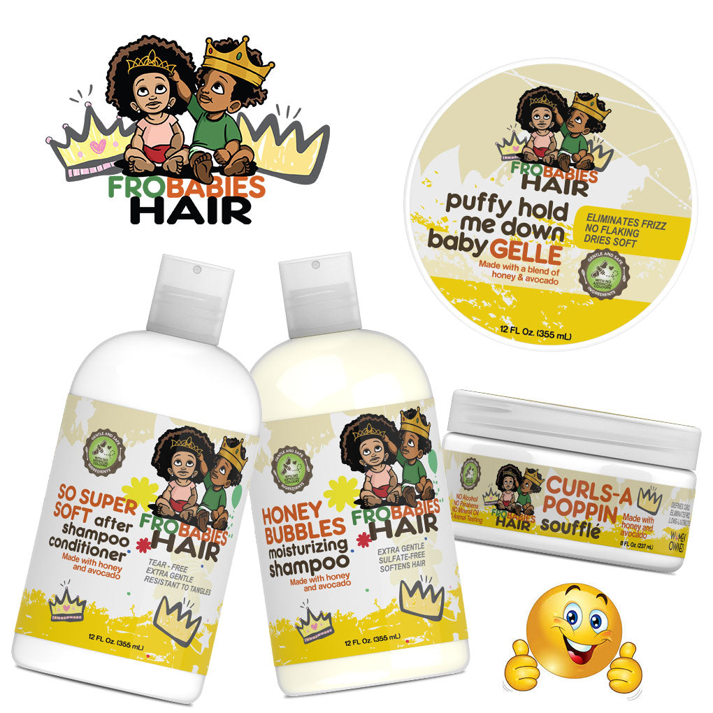 FroBabies Hair Products