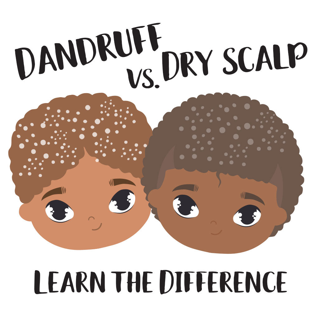 Dandruff vs. Dry Scalp Whats the Difference
