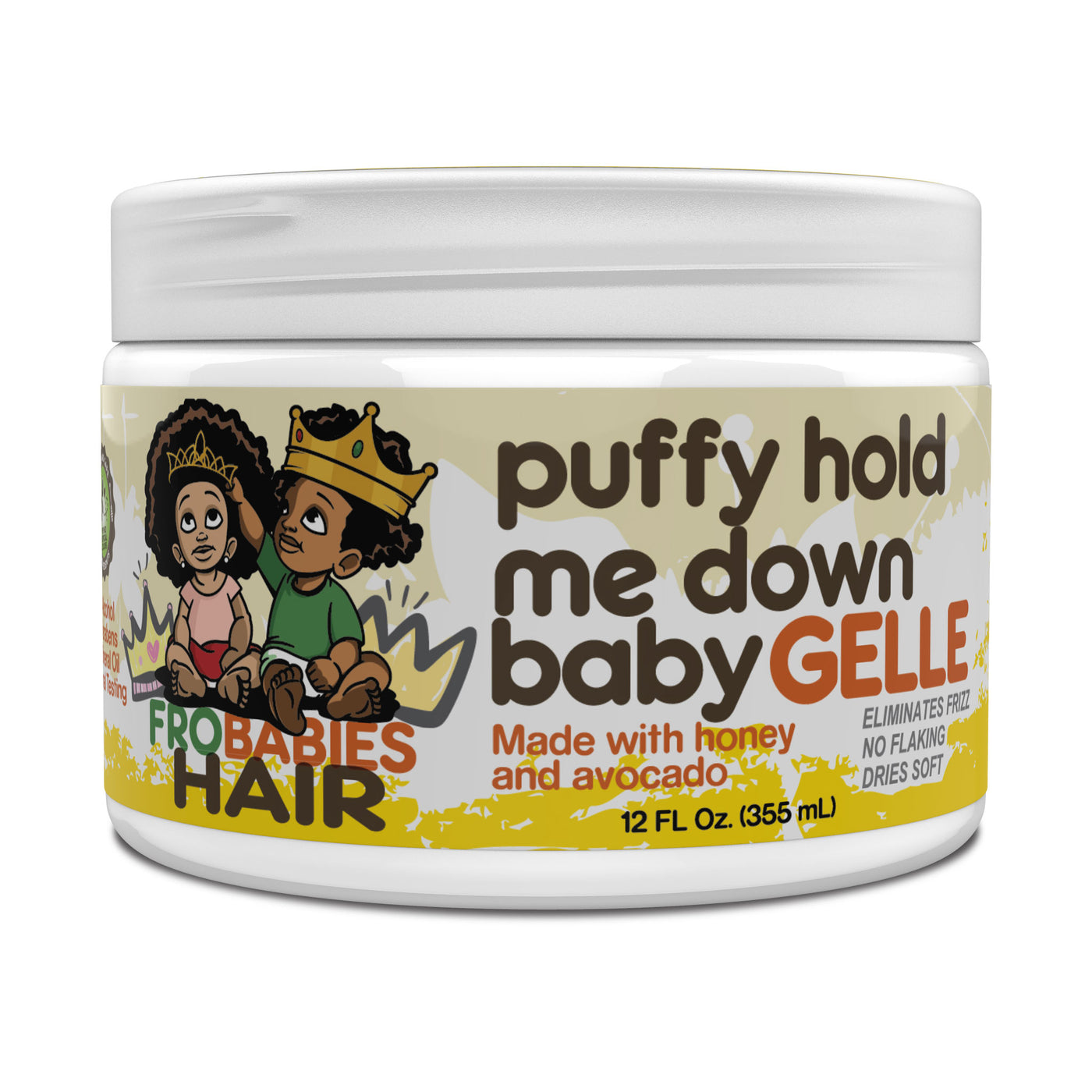 Puffy Hold Me Down Baby Gelle 12oz
