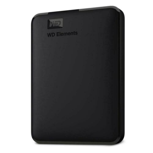 Refurbished USB 3.0 WD Elements Portable External Hard Drive-refurbliss