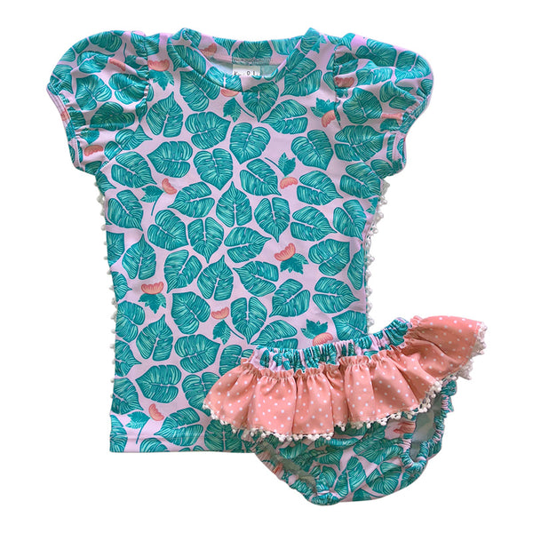 Olivia Swim Diaper Rash Set