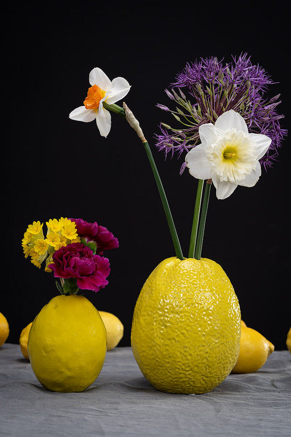"Vase ""Little Lemon"""