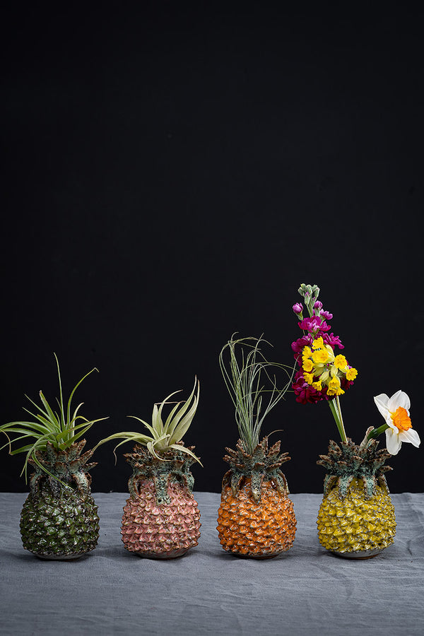 "Vase ""Little Pineapple"""