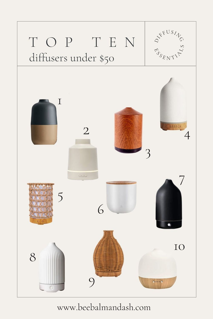 top 10 diffusers under $50