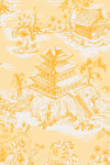 Hope Gardens Fabric, Color Sunshine