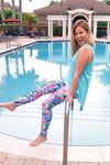Palm Beach UPF 40 Leggings