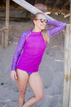 Women's Seaforth Pink Swimsuit
