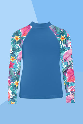 Women's West Indies UPF 40 Rash Guard