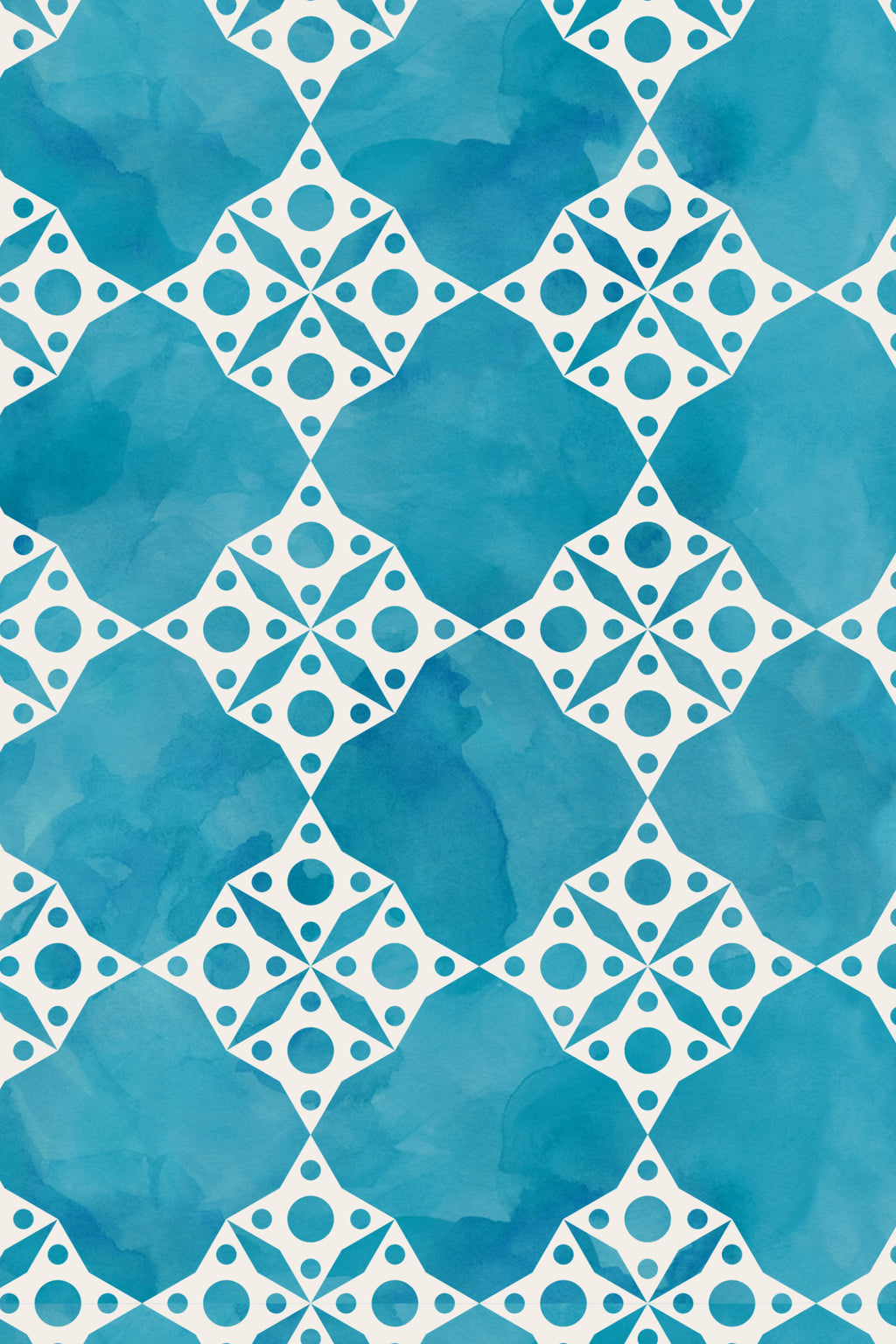 Cornwall Fabric, Color Teal