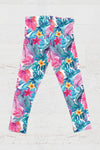 Kid's UPF 40 Palm Beach Leggings