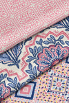 West Indies Pink Fabric