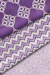Fairy Hill Fabric, Color Lavender