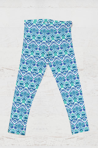Juniors UPF 40 Atlantic Leggings