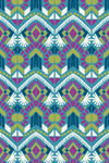 Seaforth Peacock Fabric