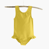 sirena swimsuit - lemon