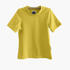 short sleeve sun shirt - lemon