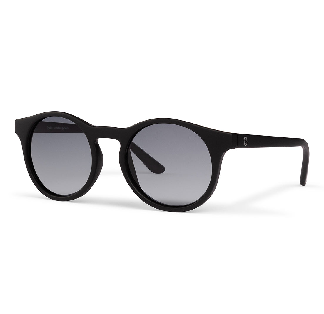 Goose & Dust sustainable sunglasses - black matte