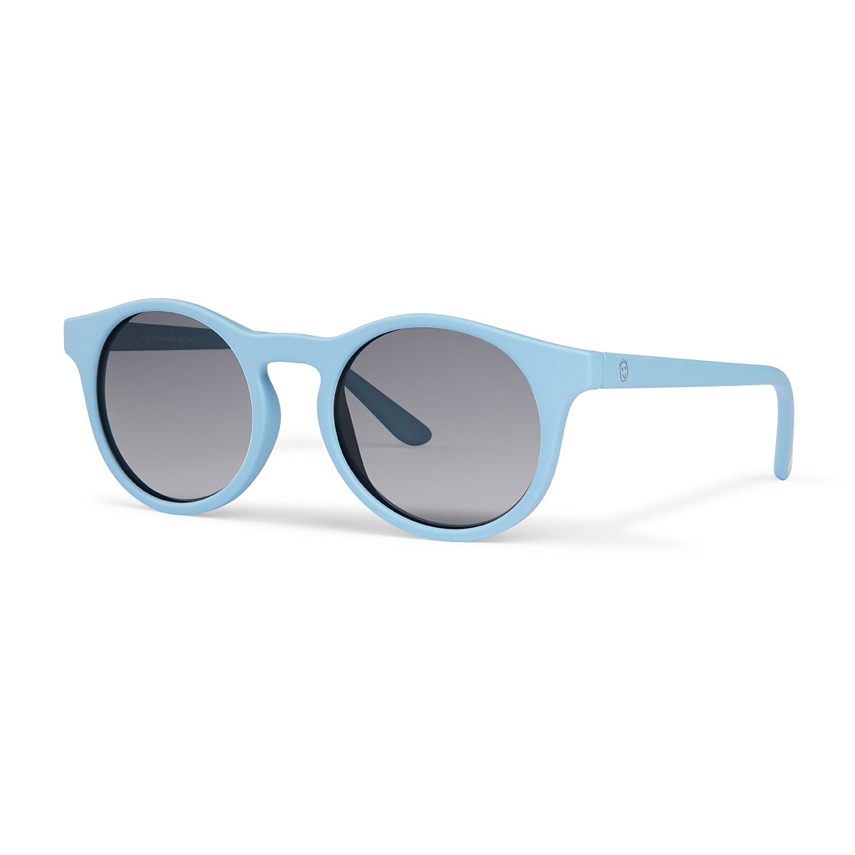 Goose & Dust sustainable sunglasses - bluebird matte