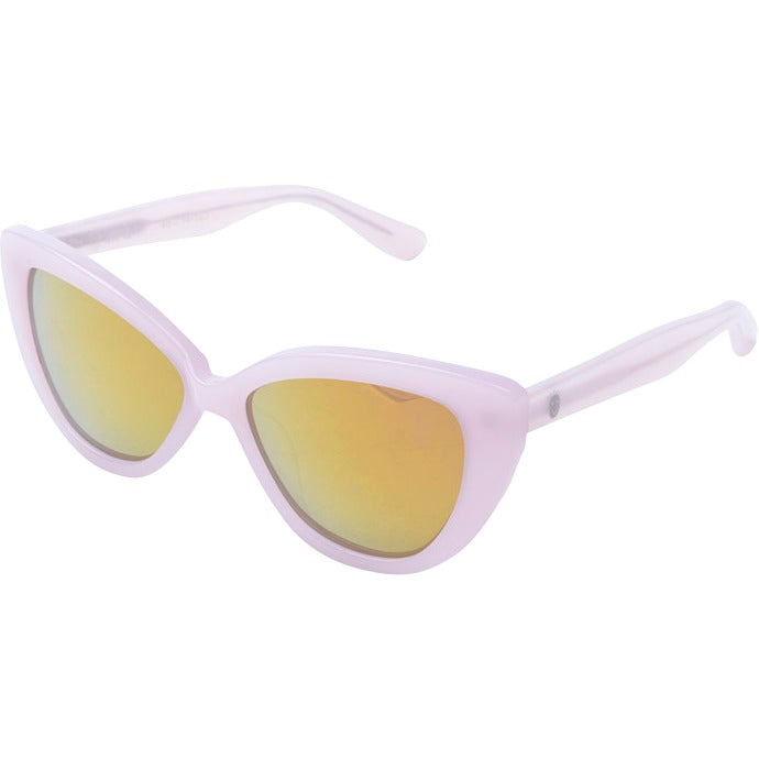 Goose & Dust acetate sunglasses - sorbet pink