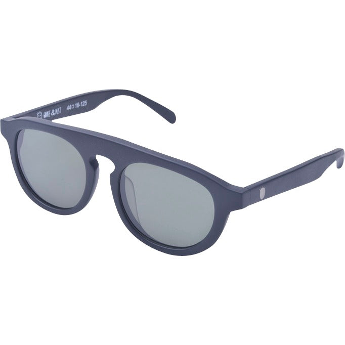 Goose & Dust acetate sunglasses - black matte